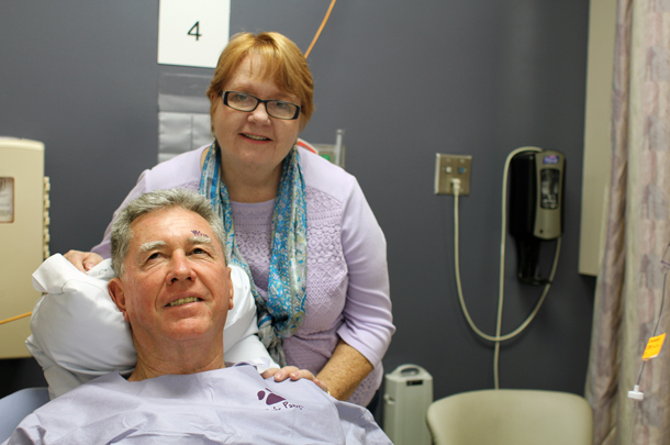 USC Eye Institute Patient Is The First To Receive Two Retinal Implants – One in Each Eye