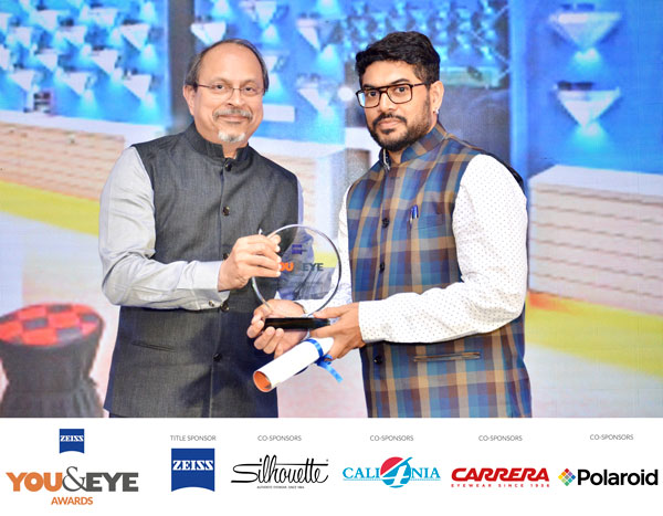 ZEISS 'YOU&EYE' AWARDS 2017: Winner Of Best Store Display and Design – Boutique Stores Retail Chains (All India)