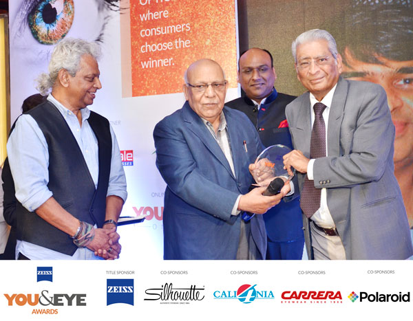 ZEISS 'YOU&EYE' AWARDS 2017: Lifetime Achievement Award (Retail)