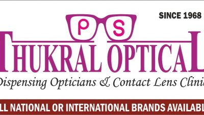 P S Thukral Optical :: Marketing Initiative