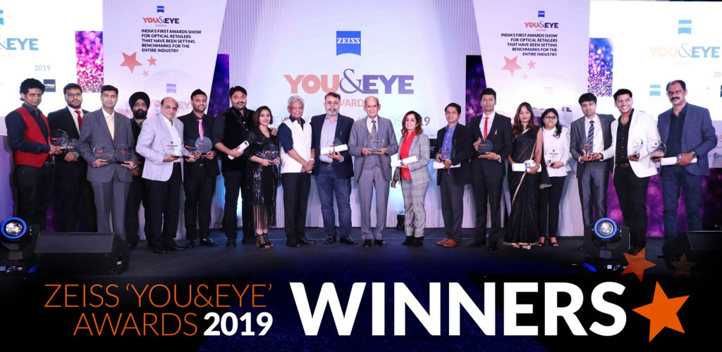Lifetime Achievement Award – ZEISS 'YOU&EYE' AWARDS 2019