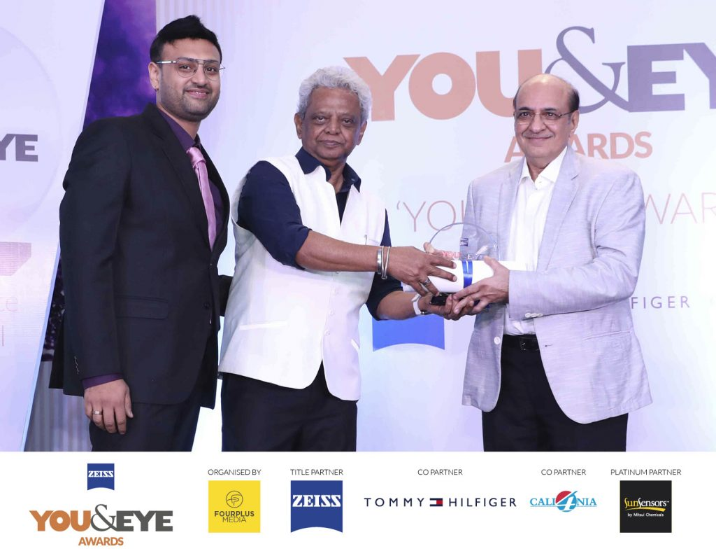 Winner Best Marketing Initiative – Boutique Store (Metros) : R Kumar Opticians