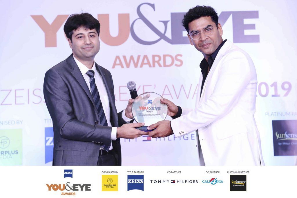 Winners Best Store Display And Design – Boutique Store (Metros) : Specta, Hyderabad