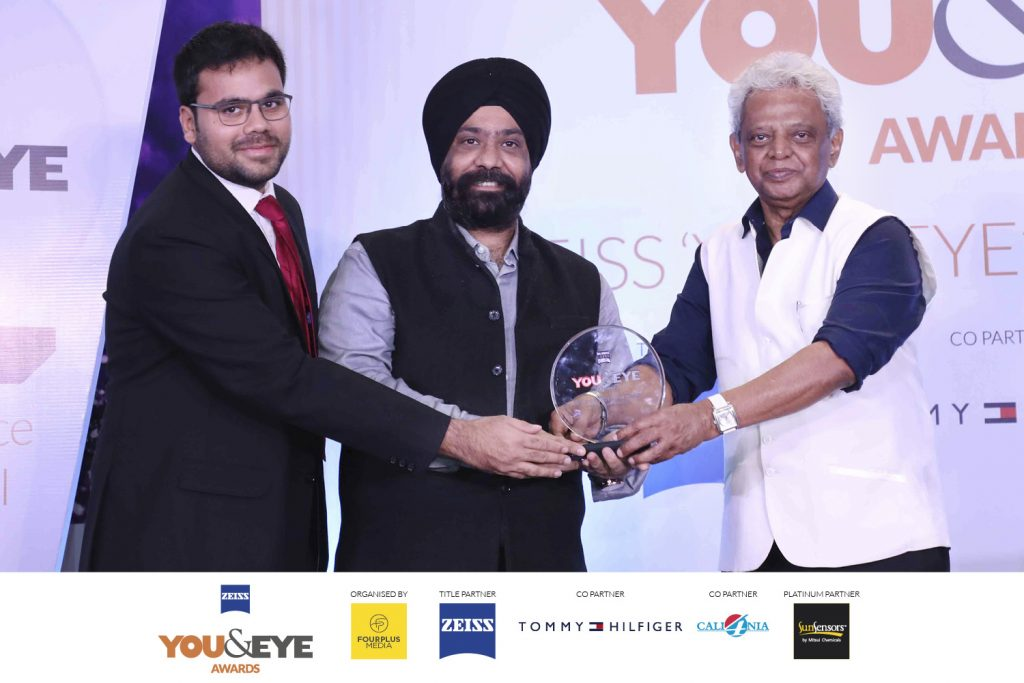 Winners Best Store Display And Design – Retail Chains (All India) : Titan Eye+