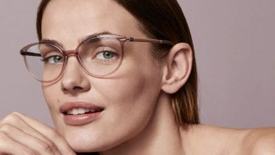 Eye-catching prescription glasses